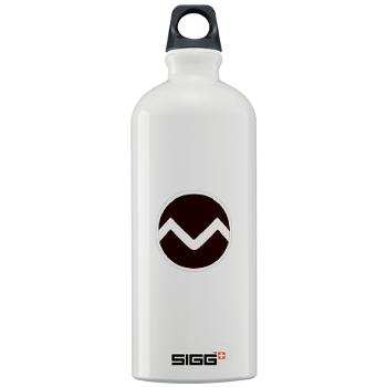 missouristate - M01 - 03 - SSI - ROTC - Missouri State University - Sigg Water Bottle 1.0L