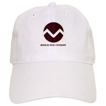 missouristate - A01 - 01 - SSI - ROTC - Missouri State University with Text - Cap