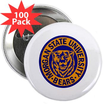 "morgan - M01 - 01 - SSI - ROTC - Morgan State University - 2.25"" Button (100 pack)"