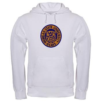 morgan - A01 - 03 - SSI - ROTC - Morgan State University - Hooded Sweatshirt