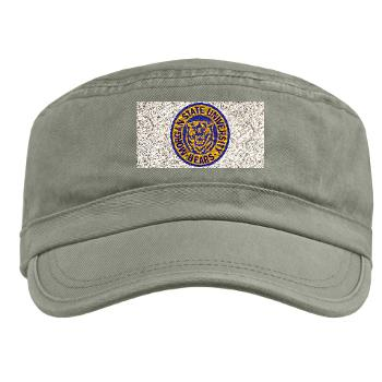 morgan - A01 - 01 - SSI - ROTC - Morgan State University - Military Cap