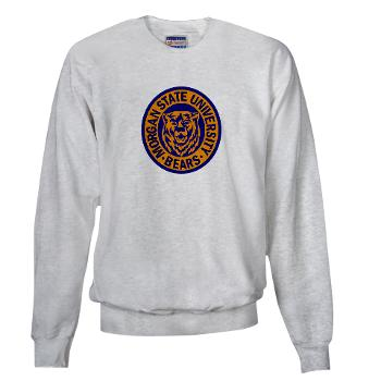 morgan - A01 - 03 - SSI - ROTC - Morgan State University - Sweatshirt
