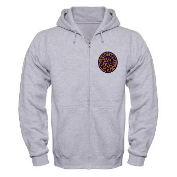 morgan - A01 - 03 - SSI - ROTC - Morgan State University - Zip Hoodie