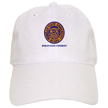 morgan - A01 - 01 - SSI - ROTC - Morgan State University with Text - Cap