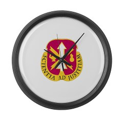 omems - M01 - 03 - DUI - Ordnance Munitions and Electronics Maintenance School - Large Wall Clock