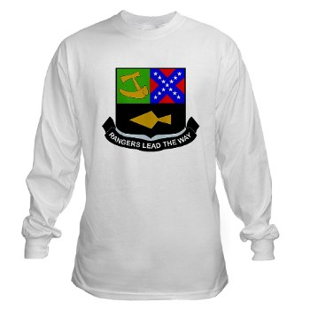 rangerschool - A01 - 03 - DUI - Ranger School - Long Sleeve T-Shirt