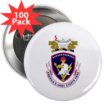 "rrs - M01 - 01 - DUI - Recruiting and Retention School 2.25"" Button (100 pack)"