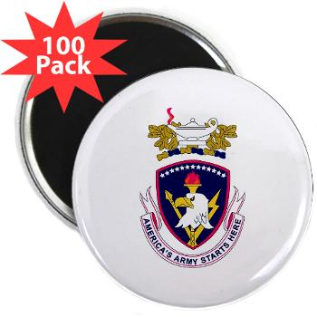"rrs - M01 - 01 - DUI - Recruiting and Retention School 2.25"" Magnet (100 pack)"