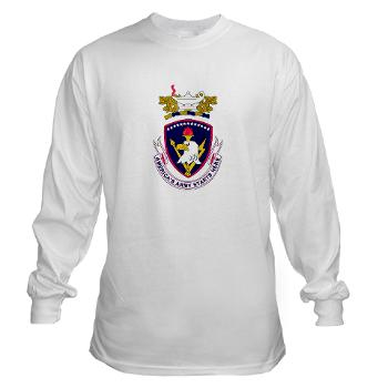 rrs - A01 - 03 - DUI - Recruiting and Retention School Long Sleeve T-Shirt