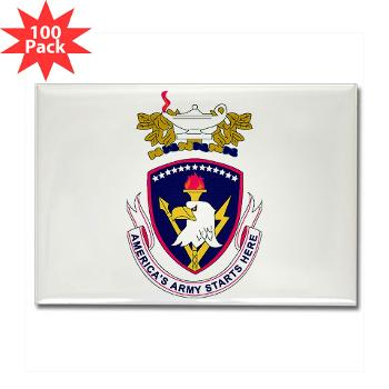 rrs - M01 - 01 - DUI - Recruiting and Retention School Rectangle Magnet (100 pack)