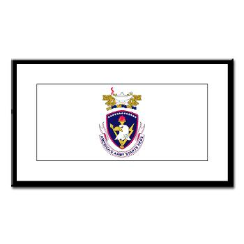 rrs - M01 - 02 - DUI - Recruiting and Retention School Small Framed Print