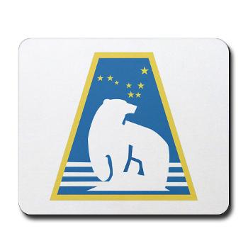 uaf - M01 - 03 - SSI - ROTC - University of Alaska Fairbanks - Mousepad