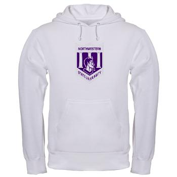 nsula - A01 - 03 - SSI - ROTC - Northwestern State University of Louisiana - Hooded Sweatshirt