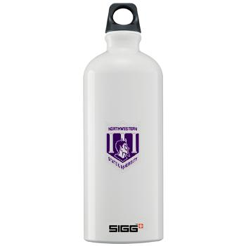 nsula - M01 - 03 - SSI - ROTC - Northwestern State University of Louisiana - Sigg Water Bottle 1.0L