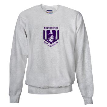 nsula - A01 - 03 - SSI - ROTC - Northwestern State University of Louisiana - Sweatshirt