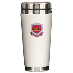 usaes - M01 - 03 - DUI - Engineer School Ceramic Travel Mug