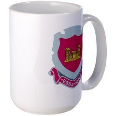 usaes - M01 - 03 - DUI - Engineer School Large Mug