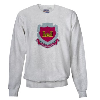 usaes - A01 - 03 - DUI - Engineer School Sweatshirt