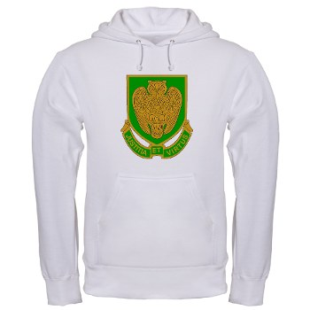 usamps - A01 - 03 - DUI - Military Police School Hooded Sweatshirt