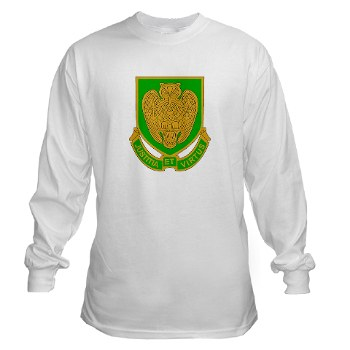 usamps - A01 - 03 - DUI - Military Police School Long Sleeve T-Shirt