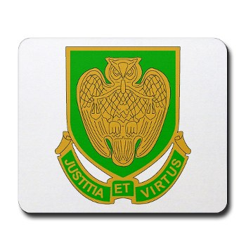 usamps - M01 - 03 - DUI - Military Police School Mousepad