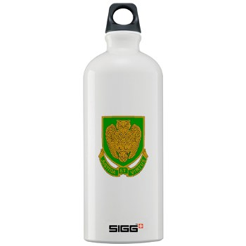 usamps - M01 - 03 - DUI - Military Police School Sigg Water Bottle 1.0L