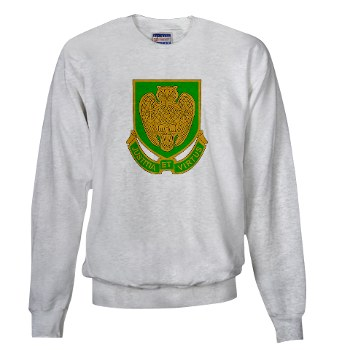 usamps - A01 - 03 - DUI - Military Police School Sweatshirt