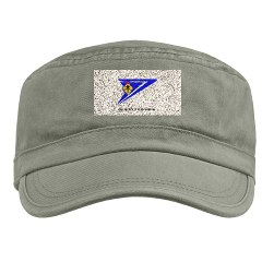 usapfs - A01 - 01 - DUI - Physical Fitness School with Text Military Cap