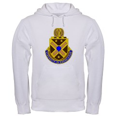 usawocc - A01 - 03 - DUI - Warrant Officer Career Center - Hooded Sweatshirt