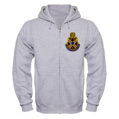 usawocc - A01 - 03 - DUI - Warrant Officer Career Center - Zip Hoodie