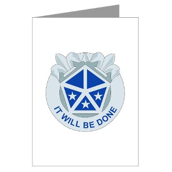 vcorps - M01 - 02 - DUI - V Corps - Greeting Cards (Pk of 10)
